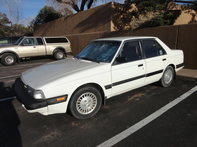 1986 Mazda 626 - Exterior Pictures - CarGurus