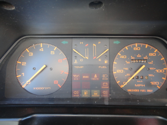 Picture of 1986 Mazda 626 Deluxe Sedan, interior, gallery_worthy