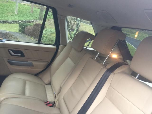 Range Rover Sport Interior >> 2008 Land Rover Range Rover Sport Interior Pictures Cargurus