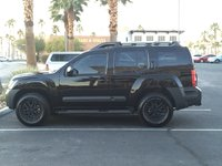 Picture of 2015 Nissan Xterra S, exterior, gallery_worthy