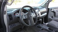 Picture of 2015 Nissan Frontier Desert Runner King Cab, interior