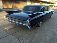 1962 Cadillac Fleetwood Overview
