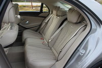 Picture of 2016 Mercedes-Benz S-Class S 63 AMG, interior