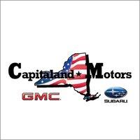 Capitaland Subaru logo