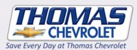 Thomas Chevrolet logo