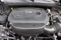 2017 Jeep Grand Cherokee, Jeep Grand Cherokee engine, engine