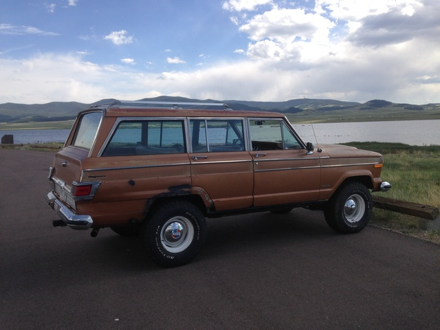 Picture of 1978 Jeep Wagoneer