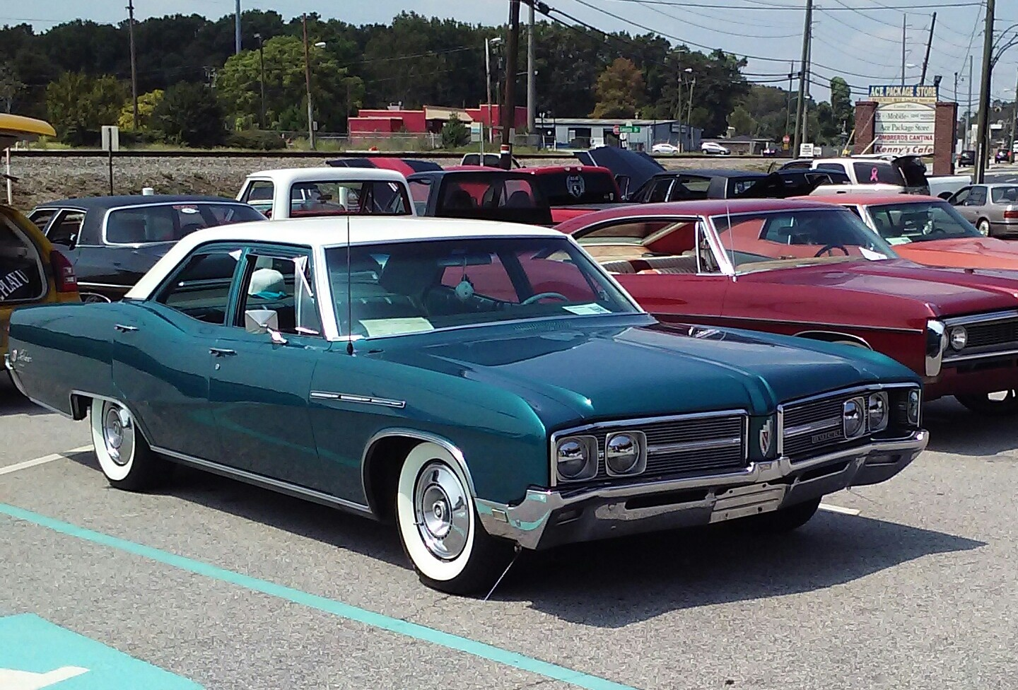 Buick Lesabre Questions I Listed A 1968 Buick Lesabre And Not Sure
