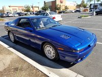Picture of 1990 Toyota Supra 2 Dr Turbo Hatchback, exterior