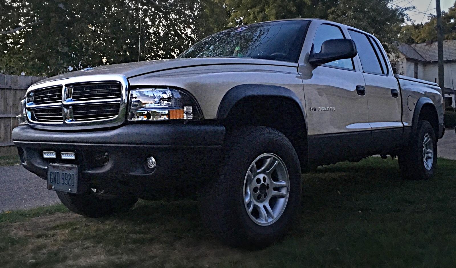 2002 Dodge Dakota 4.7 v8