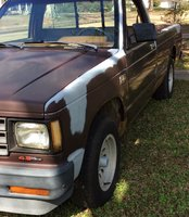 Picture of 1989 Chevrolet S-10 Tahoe Standard Cab LB, exterior