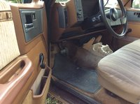 Picture of 1989 Chevrolet S-10 Tahoe Standard Cab LB, interior