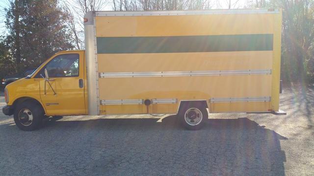 Picture of 2001 GMC Savana Cargo G3500 Cargo Van Extended, exterior