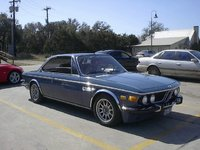 1971 BMW 3.0CS Overview
