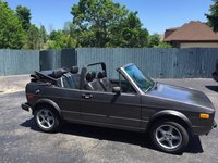 Picture of 1984 Volkswagen Rabbit 2 Dr Base Convertible, exterior, gallery_worthy