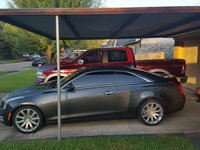 Picture of 2015 Cadillac ATS Coupe 2.0T Luxury, exterior