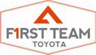 First Team Toyota logo