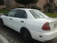 Picture of 2001 Mitsubishi Mirage ES, exterior