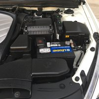 Picture of 2014 Kia Cadenza Limited, engine