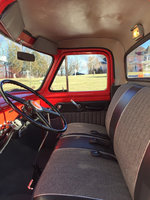 Picture of 1954 Ford F-100, interior