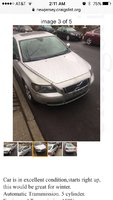 Picture of 2007 Volvo S40 2.4i, exterior
