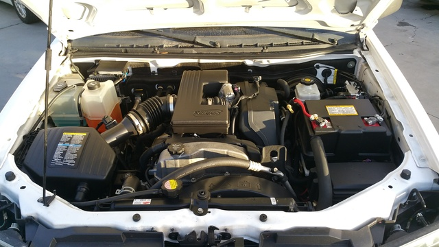 Picture of 2008 GMC Canyon SL, engine