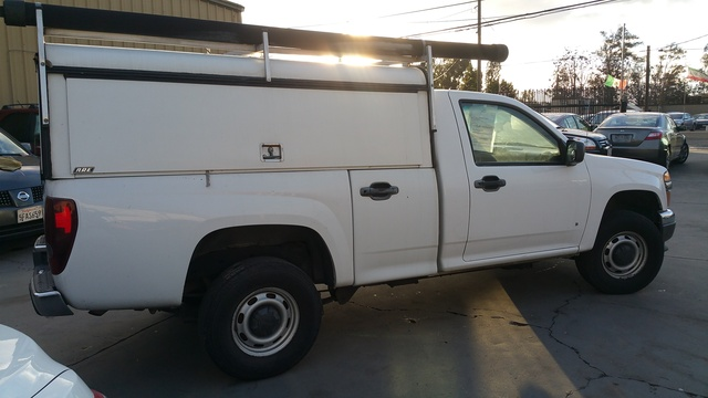 Picture of 2008 GMC Canyon SL