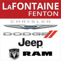 LaFontaine Chrysler Dodge Jeep Ram of Fenton logo