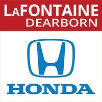 LaFontaine Honda logo