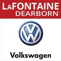 LaFontaine Volkswagen of Dearborn logo