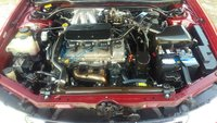 Picture of 2001 Toyota Camry Solara SLE, engine