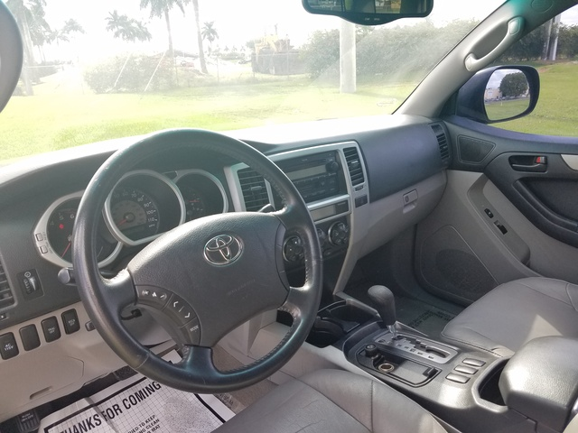 Picture Of 2004 Toyota 4Runner Sport Edition, Interior, Gallery_worthy