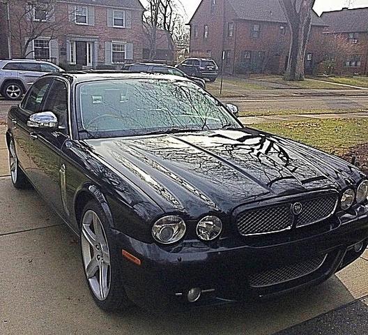 1994 Jaguar Xj Interior: 2008 Jaguar XJ-Series