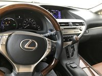 Picture of 2013 Lexus RX 450h AWD, interior