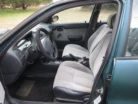 Picture of 1996 Geo Prizm 4 Dr STD Sedan, interior