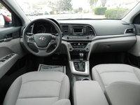 Picture of 2017 Hyundai Elantra SE, interior
