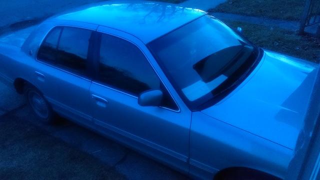 Picture of 1995 Mercury Grand Marquis 4 Dr GS Sedan, exterior