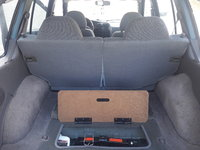 Picture of 2002 Kia Sportage Base, interior, gallery_worthy