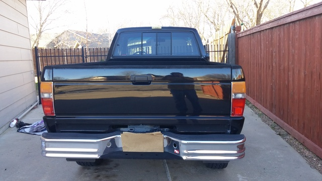 Picture of 1988 Toyota Pickup 2 Dr SR5 4WD Extended Cab SB, exterior, gallery_worthy