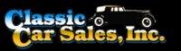 Classic Car Sales, Inc. logo