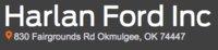 Harlan Ford Inc. logo