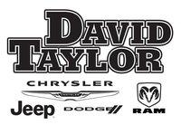David Taylor Chrysler Dodge Jeep Ram logo
