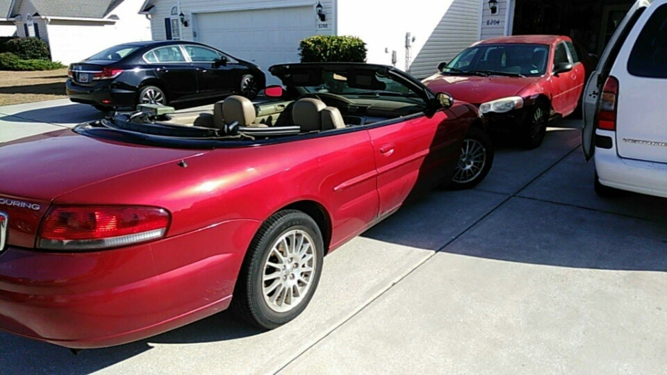 chrysler sebring questions can you swap 04 sebring. Black Bedroom Furniture Sets. Home Design Ideas