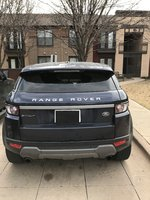 Picture of 2014 Land Rover Range Rover Evoque Pure Hatchback, exterior