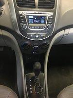 Picture of 2016 Hyundai Accent GLS, interior