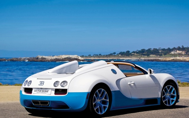 Picture of 2013 Bugatti Veyron Grand Sport Convertible