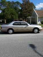 Picture of 1997 Lexus LS 400 Base, exterior