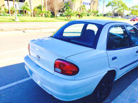Picture of 1998 Chevrolet Metro 4 Dr LSi Sedan, exterior, gallery_worthy
