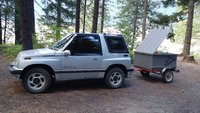 Picture of 1995 Geo Tracker 2 Dr LSi 4WD Convertible, exterior