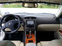 Picture of 2009 Lexus IS 350 RWD, interior, gallery_worthy